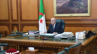 Photo of Le Président de la république préside la réunion périodique du Conseil des ministres