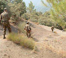 Photo of Trois abris pour terroristes découverts et détruits à Boumerdès