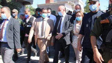 Photo of وزير الداخلية: فرق تقنية مدعمة لإعداد صورة شاملة و واضحة حول وضعية المباني المتضررة