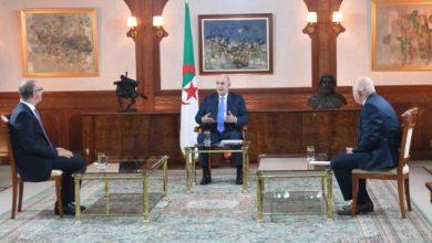 Photo of تصريحات رئيس الجمهورية في عيون الصحافة الدولية
