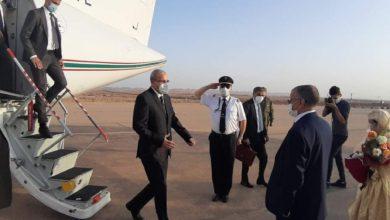 Photo of وزير التعليم العالي يشرع في زيارة عمل إلى ولاية الأغواط لتفقد عدد من المشاريع