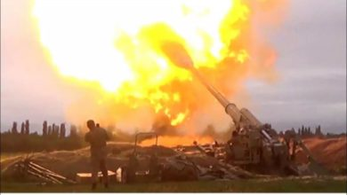Photo of قتلى بالعشرات في قصف جوي ومدفعي وصاروخي بين أذربيجان وأرمينيا