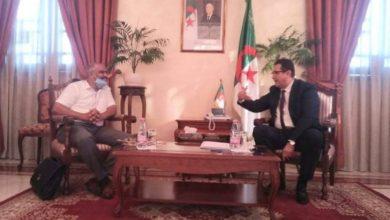 Photo of وزير الفلاحة يستمع لإنشغالات الإتحاد الوطني للمهندسين الزراعيين