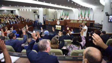 Photo of المجلس الشعبي الوطني: المصادقة على مشروع قانون العقوبات المتعلق بتوفير الحماية الجزائية لمستخدمي السلك الطبي
