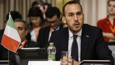 Photo of كاتب الدولة لدى وزارة الشؤون الخارجية الإيطالية في زيارة للجزائر غدا الأربعاء