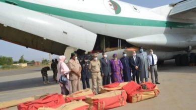 Photo of وزارة الدفاع الوطني : شحن الدفعة الثانية من المساعدات الإنسانية الموجهة إلى النيجر