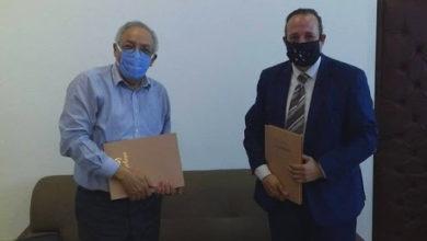 Photo of التوقيع على اتفاق بين المركز الجزائري للسينما والمدرسة العليا للصحافة والعلوم الاعلامية
