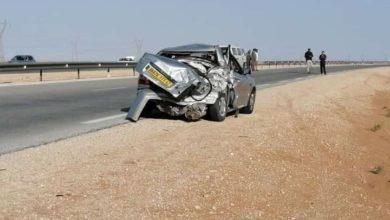Photo of الأغواط: قتيلان وجريح في حادث مرور بجنوب الولاية