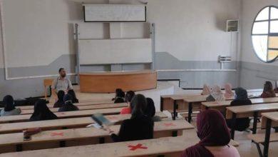 Photo of تعليم عالي: الطلبة يستأنفون الدراسة حضوريا عبر جامعات الوطن وسط إجراءات وقائية صارمة