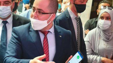 Photo of وزير البريد: الدفع الإلكتروني آمن ومجاني