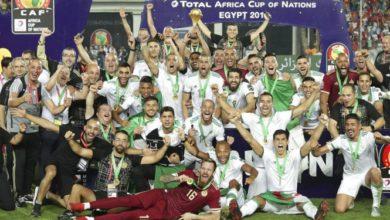 Photo of تصنيف الفيفا: المنتخب الوطني الجزائري يستقر في المركز الـ35