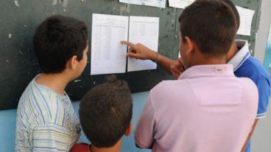 Photo of الإعلان عن نتائج امتحان شهادة التعليم المتوسط اليوم الخميس.. وأكثر من 90 % نسبة الناجحين