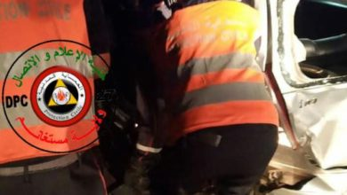 Photo of وفاة امرأة وإصابة ثلاثة أشخاص آخرين بجروح خطيرة في حادث مرور بمستغانم