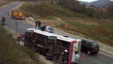 Photo of Accidents de la Route : 8 décès et 222 blessés durant les dernières 24 heures