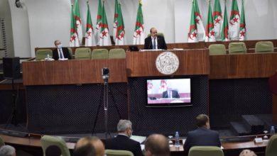 Photo of المجلس الشعبي الوطني يصادق على مشروع القانون المتضمن الوقاية من عصابات الأحياء