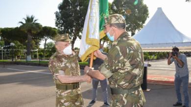 Photo of Le Général de Corps d'Armée a installé officiellement le Général-Major Hadj Laaroussi Djamel au Commandant de la 2ème Région militaire