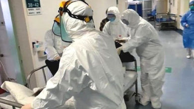 Photo of حصيلة:155 إصابة جديدة بفيروس كورونا، 101 حالة شفاء و 7 وفيات بالجزائر خلال الـ 24 ساعة الأخيرة