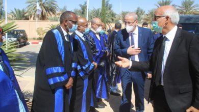 Photo of ورقلة: وزير التعليم العالي يحثّ على ضرورة ربط خريطة التكوين الجامعي باحتياجات المحيط الاقتصادي والاجتماعي