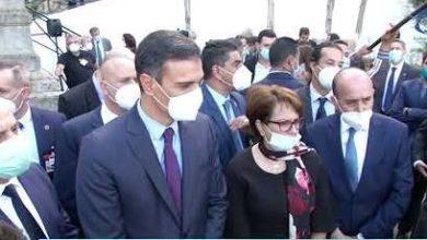 Photo of رئيس الحكومة الإسباني يزور مغارة سيرفانتيس بالجزائر العاصمة