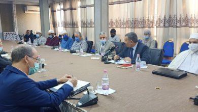 "Photo of اللجنة الوزارية للفتوى تثمن النتائج ""الإيجابية"" التي حققتها التجربة الجزائرية في التعامل مع وباء كورونا"