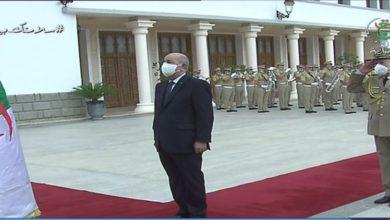 Photo of رئيس الجمهورية يشرع في زيارة إلى مقر وزارة الدفاع الوطني