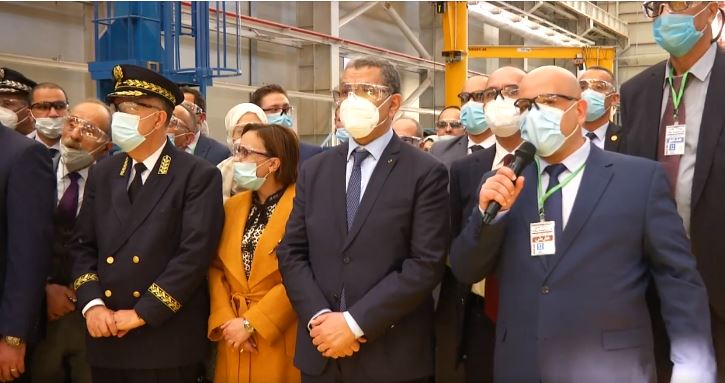 Photo of الوزير الأول يُدشن بباتنة مصنع التوربينات الغازية والبخارية المنجز بشراكة جزائرية أمريكية