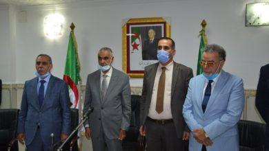 Photo of والي البليدة يدعو الأسرة الثقافية إلى المشاركة في إعداد خارطة طريق جديدة لإعادة بعث النشاط الثقافي