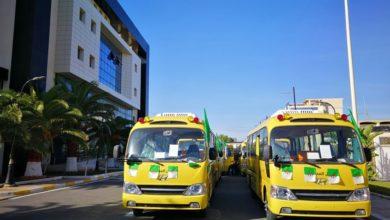 Photo of توزيع 60 حافلة للنقل المدرسي على مختلف بلديات ولاية بومرداس