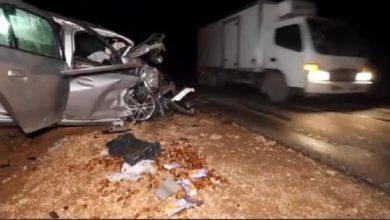 Photo of الأغواط: وفاة 3 أشخاص وإصابة 6 آخرين في حادث مرور بآفلو