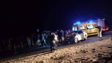 Photo of وفاة 3 أشخاص في حادث مرور بولاية الوادي