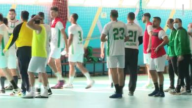 Photo of المنتخب الوطني الأول لكرة اليد يوقف تربصه بعد إصابة 5 أفراد بفيروس كورونا