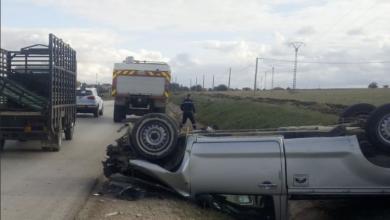 Photo of Accidents de la circulation: 17 morts et 1 263 blessés en une semaine au niveau national