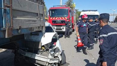 Photo of Accidents de la circulation: 37 morts et 1.297 blessés en une semaine
