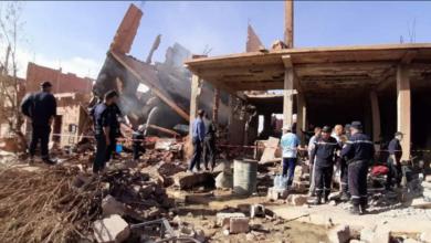 Photo of Explosion de gaz à El-Bayadh : démolition des habitations menaçant ruine et enlèvement des décombres