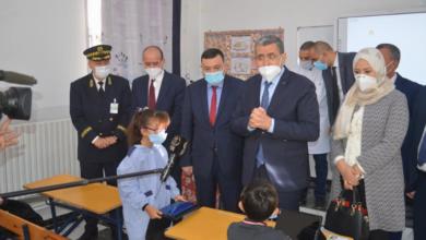 Photo of Le premier ministre donne le coup d'envoi de la rentrée scolaire 2020-2021 de Batna