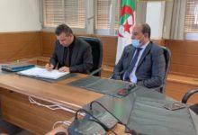 Photo of La télévision publique algérienne a signé un accord de possession exclusive des droits de diffusion du premier championnat professionnel de trois saisons avec la Ligue nationale de football