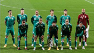 Photo of Classement Fifa : l'Algérie gagne cinq places, désormais 30e