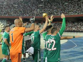 Photo of CAN-2021 (Gr H-3e j): Algérie-Zimbabwe le 12 novembre à Alger