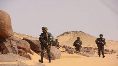 "Photo of إلقاء القبض على الإرهابي الحسين ولد عمار ولد مغنية المدعو "" مايس"" بتمنراست"