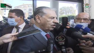 Photo of تصريح رئيس مجلس الأمة بالنيابة صالح قوجيل بعد إدلائه بصوته الإستفتائي