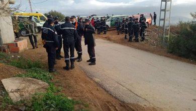 Photo of العثور على جثة الطفل يانيس بمنطقة إغيل موحو ببلدية أيت يحيى موسى في تيزي وزو