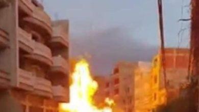 Photo of إخماد حريق نشب في أنبوب للغاز بوسط بلدية قسنطينة دون تسجيل خسائر