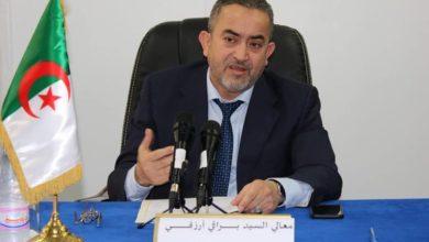 Photo of ارزقي براقي: نحو الغاء استيراد الانابيب المصنوعة من الحديد و الفولاذ