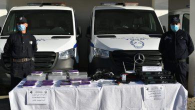 Photo of أمن أم البواقي: حجز أجهزة حساسة تستعمل في نشاط بث تلفزي دون رخصة بعين البيضاء