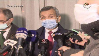 Photo of وزير الصحة في زيارة عمل إلى موريتانيا على رأس بعثة طبية تضامنية