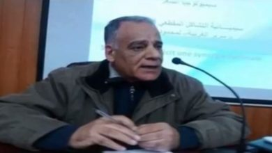 Photo of وفاة الكاتب الدكتور حسين خمري
