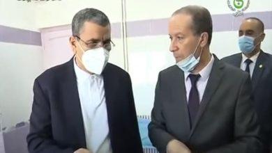 Photo of الوزير الأول : كمية اللقاح ضد فيروس كورونا ستكون كافية