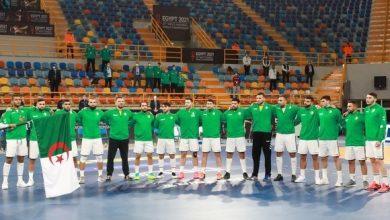 Photo of الدور الرئيسي لبطولة العالم لكرة اليد: الجزائر تتعثر أمام النرويج