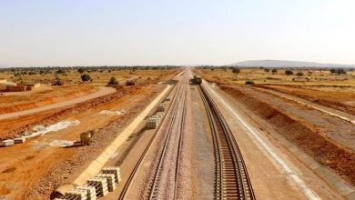 Photo of خط السكة الحديدية تيارت-سعيدة يدخل الخدمة نهاية السنة الجارية