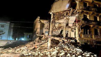 Photo of وهران: ترحيل العائلات المتضررة من الانهيار الجزئي لعمارة بداية الأسبوع القادم على أقصى تقدير